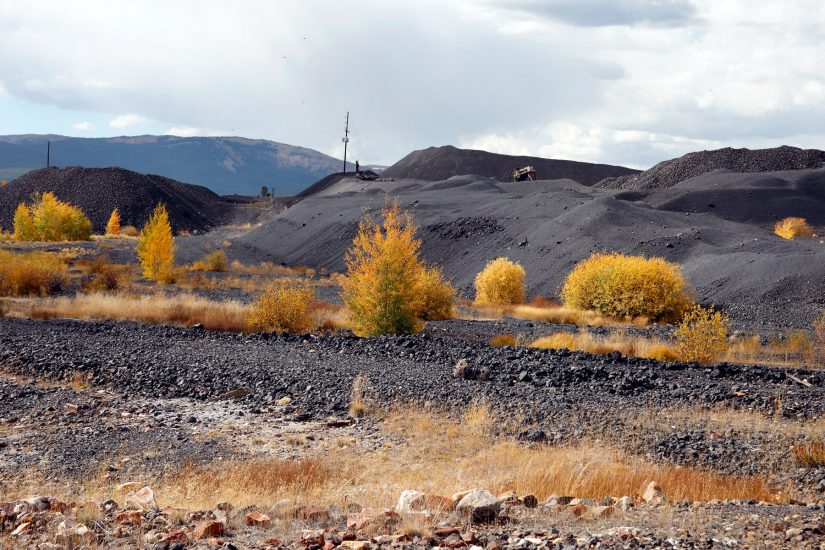 coal works aspens leadville usa